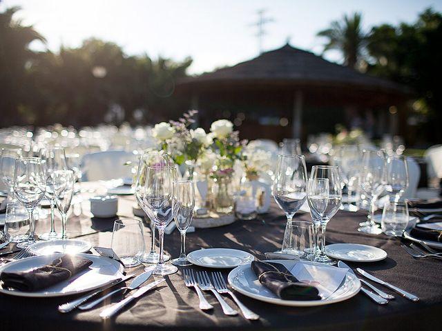 La boda de David y Nadine en Benidorm, Alicante 35