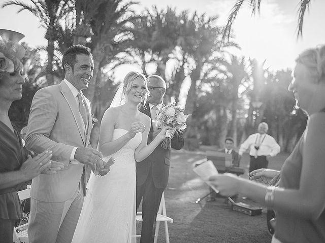 La boda de David y Nadine en Benidorm, Alicante 42