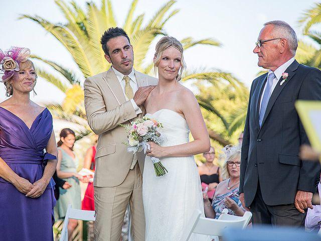 La boda de David y Nadine en Benidorm, Alicante 44