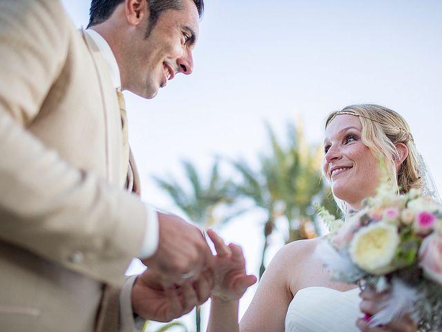 La boda de David y Nadine en Benidorm, Alicante 54