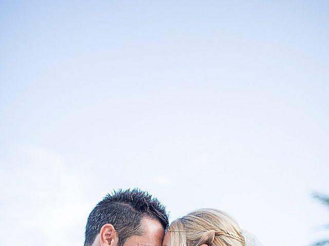 La boda de David y Nadine en Benidorm, Alicante 56