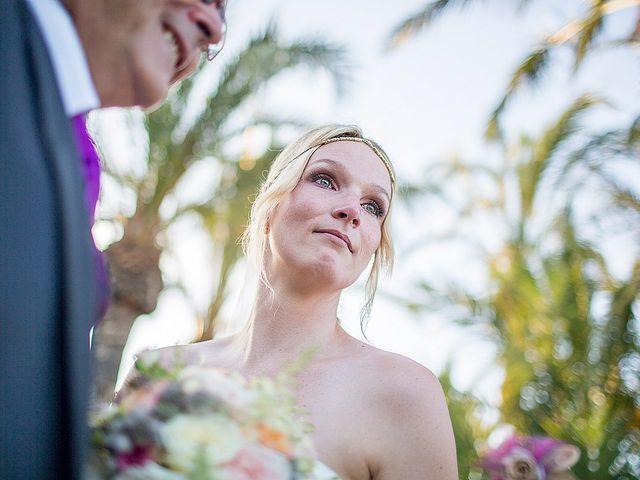 La boda de David y Nadine en Benidorm, Alicante 60