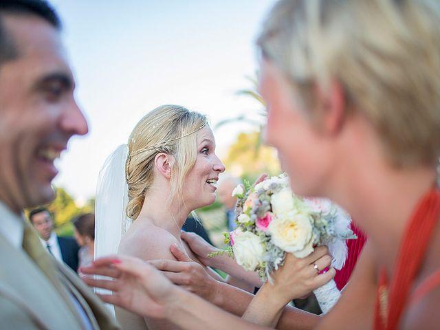 La boda de David y Nadine en Benidorm, Alicante 61