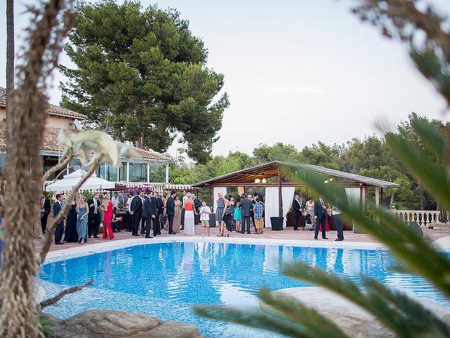 La boda de David y Nadine en Benidorm, Alicante 72