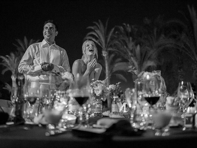 La boda de David y Nadine en Benidorm, Alicante 83