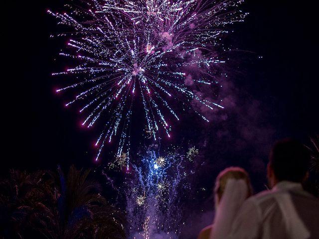La boda de David y Nadine en Benidorm, Alicante 2