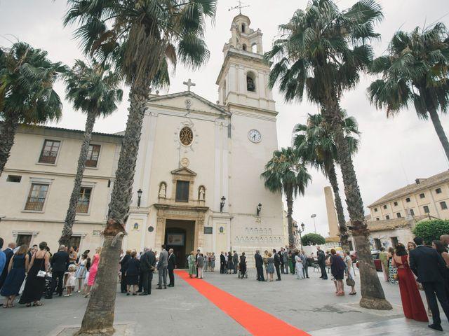 La boda de Arturo y Ana en Sueca, Valencia 42