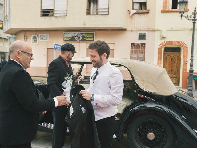 La boda de Arturo y Ana en Sueca, Valencia 43