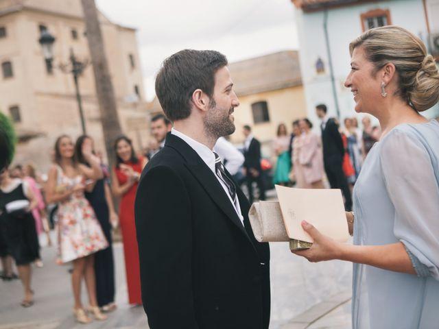 La boda de Arturo y Ana en Sueca, Valencia 47