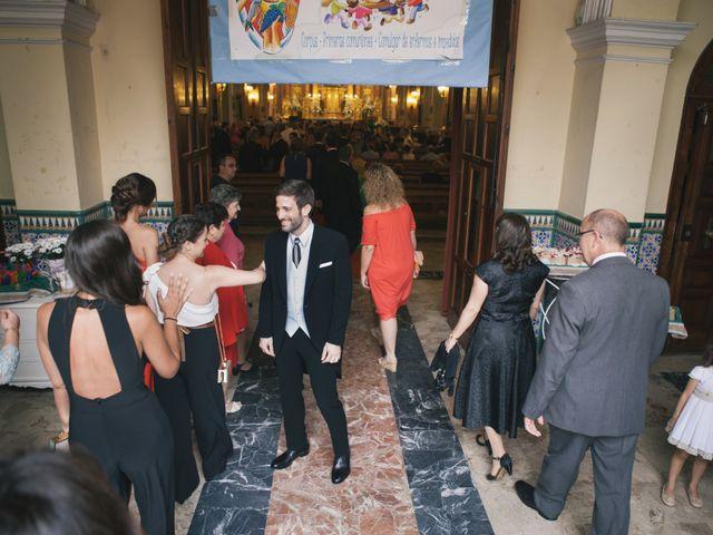 La boda de Arturo y Ana en Sueca, Valencia 50