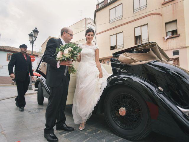 La boda de Arturo y Ana en Sueca, Valencia 51