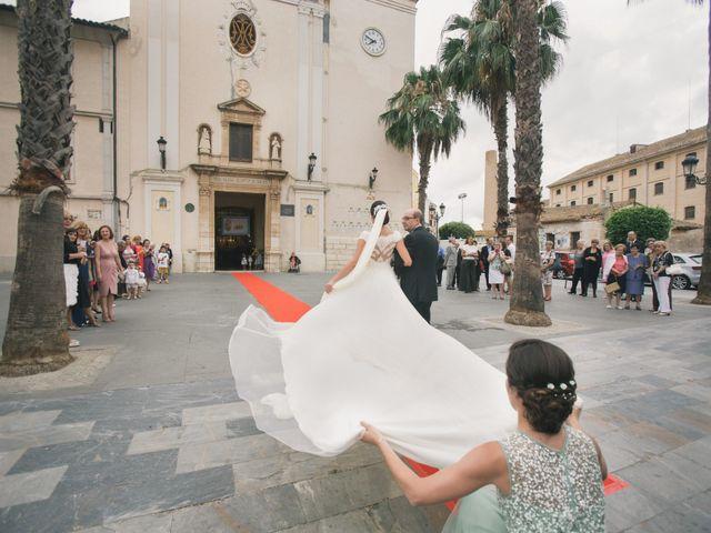 La boda de Arturo y Ana en Sueca, Valencia 52