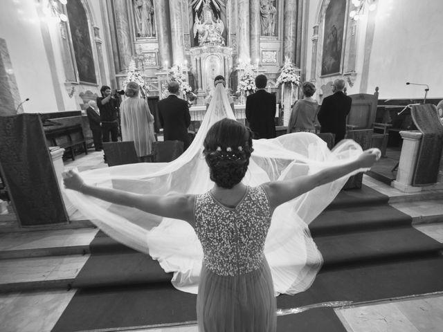 La boda de Arturo y Ana en Sueca, Valencia 74