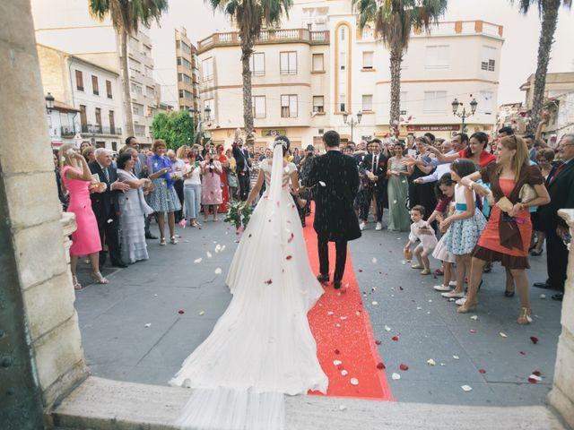 La boda de Arturo y Ana en Sueca, Valencia 81