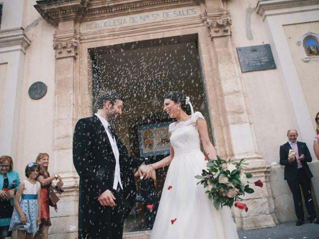 La boda de Arturo y Ana en Sueca, Valencia 82