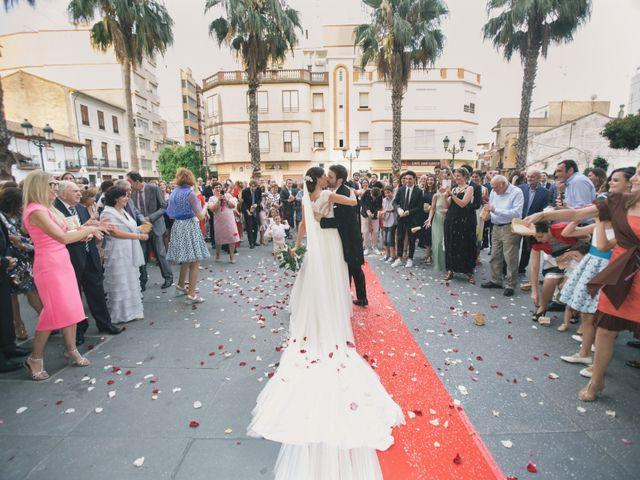 La boda de Arturo y Ana en Sueca, Valencia 83