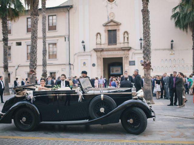 La boda de Arturo y Ana en Sueca, Valencia 85
