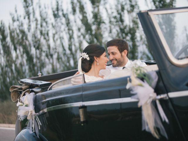 La boda de Arturo y Ana en Sueca, Valencia 87