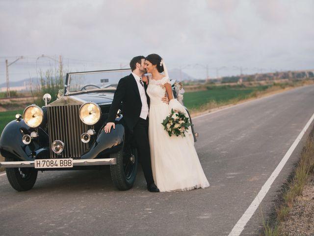La boda de Arturo y Ana en Sueca, Valencia 89