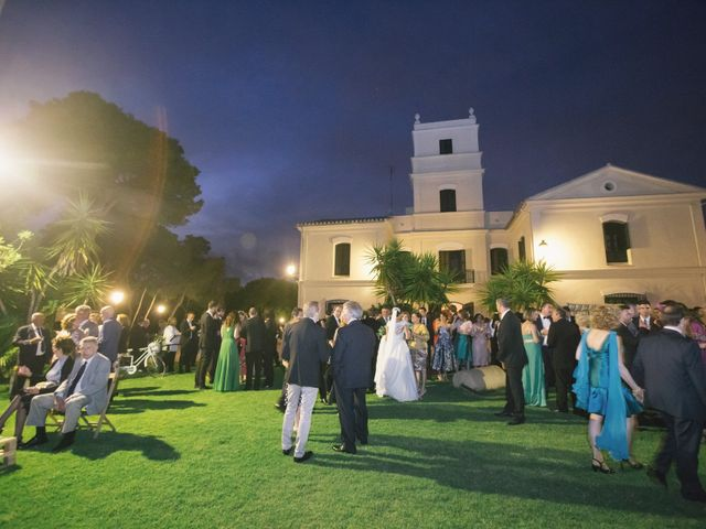 La boda de Arturo y Ana en Sueca, Valencia 96