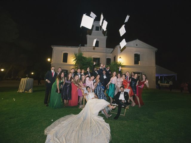 La boda de Arturo y Ana en Sueca, Valencia 107