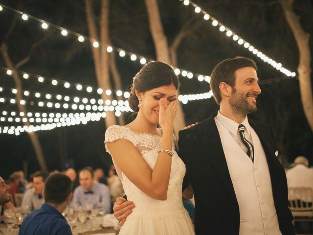 La boda de Arturo y Ana en Sueca, Valencia 123