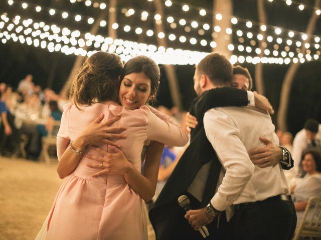 La boda de Arturo y Ana en Sueca, Valencia 124