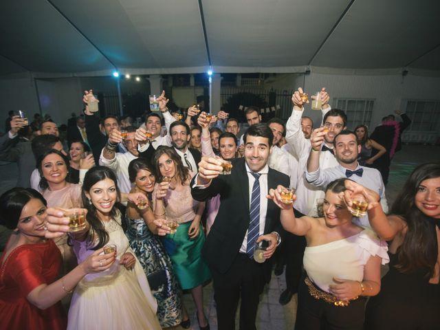 La boda de Arturo y Ana en Sueca, Valencia 134