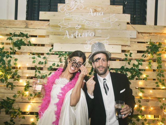 La boda de Arturo y Ana en Sueca, Valencia 138