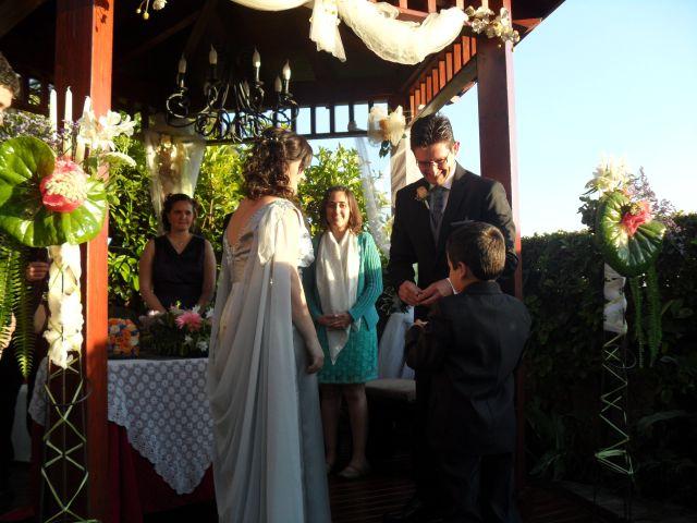 La boda de Beatriz y Miguel en Mont-roig Del Camp, Tarragona 1