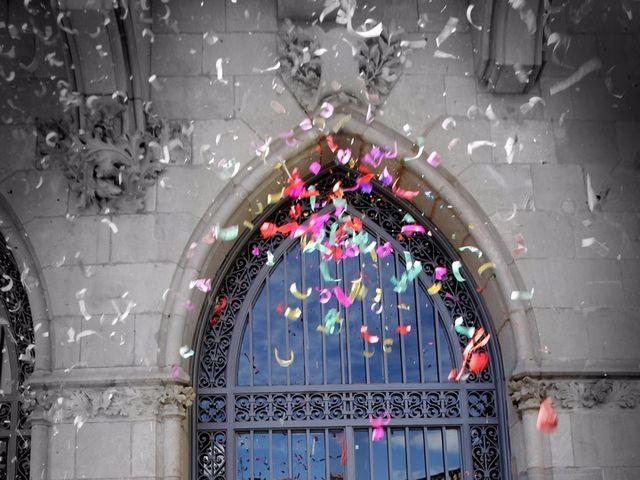 La boda de Emili y Merçe en Granollers, Barcelona 1