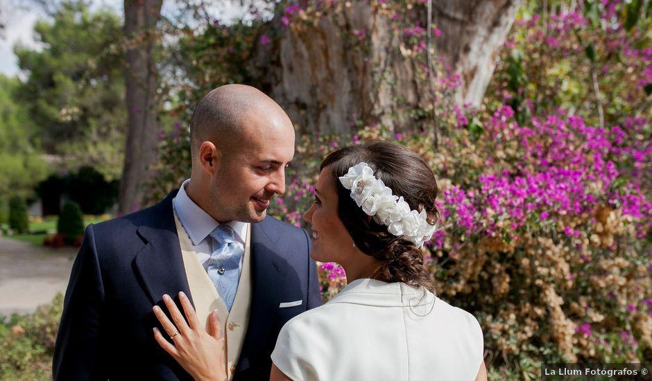 La boda de David y Irene en Riba-roja De Túria, Valencia