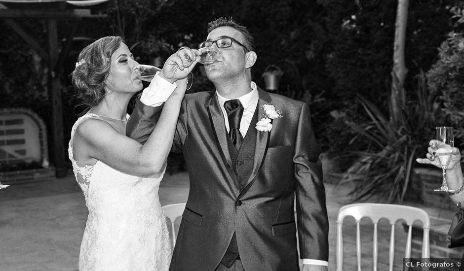 La boda de VIRGINIA y GONZALO en Illescas, Toledo