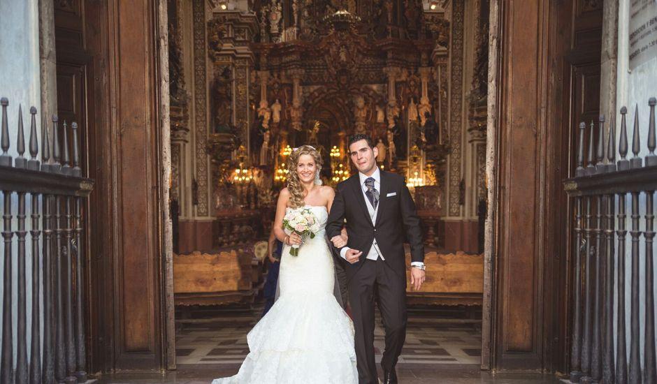La boda de María José y Fernando en Granada, Granada