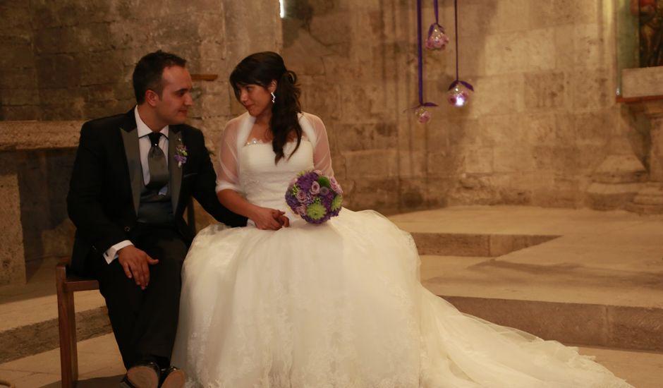 La boda de Albert  y Maria Fe  en Banyoles, Girona