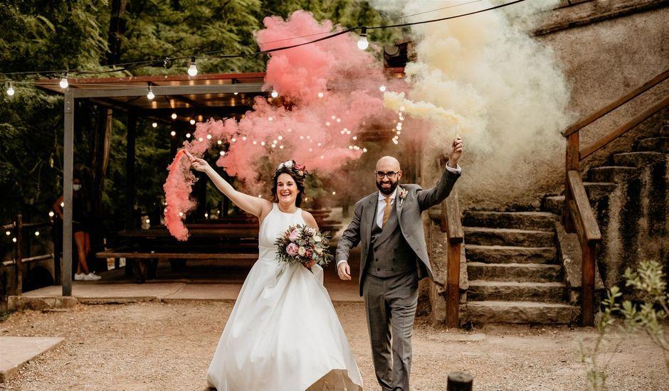 La boda de Toni y Cristina en Pujarnol, Girona