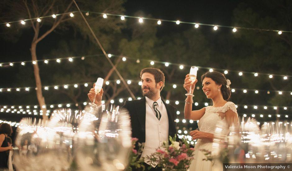 La boda de Arturo y Ana en Sueca, Valencia