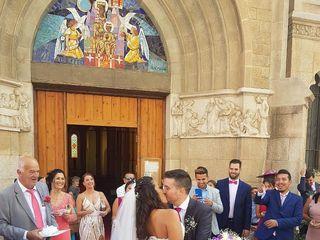 La boda de Astrid  y Edgar  1