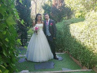 La boda de Astrid  y Edgar