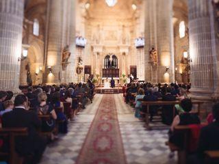 La boda de Sandra y Jaime 3