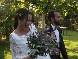 La boda de Sílvia y Jaume 1