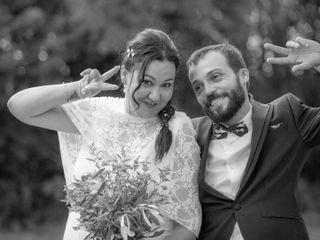 La boda de Sílvia y Jaume