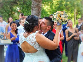 La boda de Cris y Xema