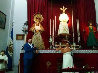 La boda de Almudena  y Miguel Ángel