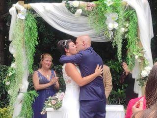 La boda de Isamar  y Miguel 1