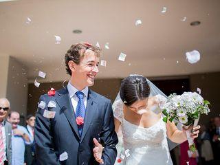 La boda de Paola y Enrique