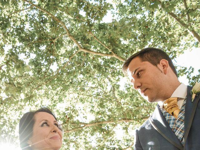 La boda de Rubén y Mireia en Guadalajara, Guadalajara 5