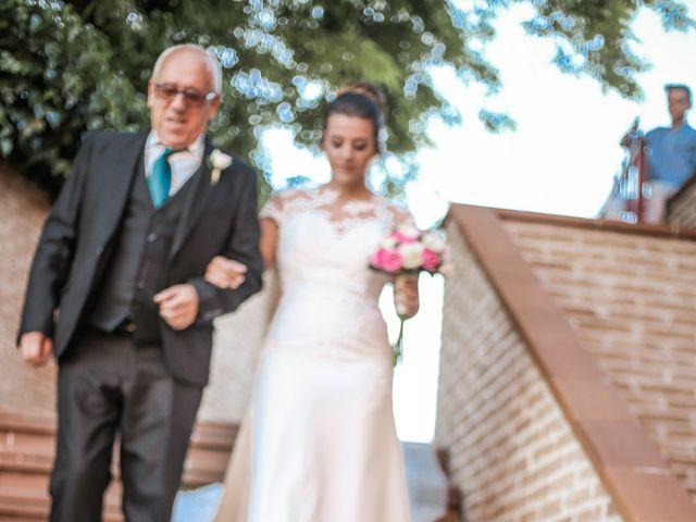 La boda de Rubén y Mireia en Guadalajara, Guadalajara 18