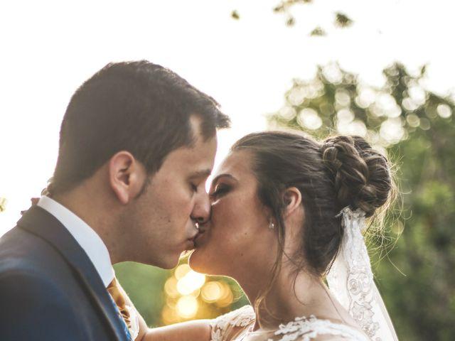 La boda de Rubén y Mireia en Guadalajara, Guadalajara 1