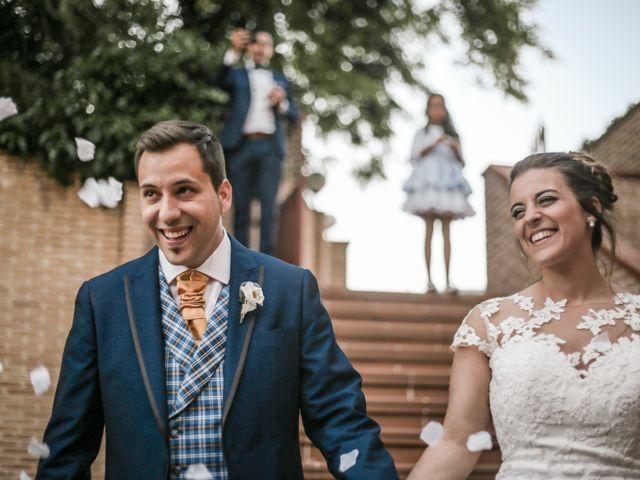La boda de Rubén y Mireia en Guadalajara, Guadalajara 35